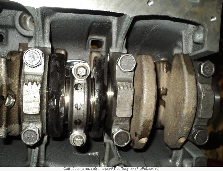 Блок в сборе ВАЗ 21126 безвтыковый вариант