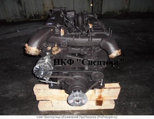 Двигатель камаз 740.50 (360л/с)