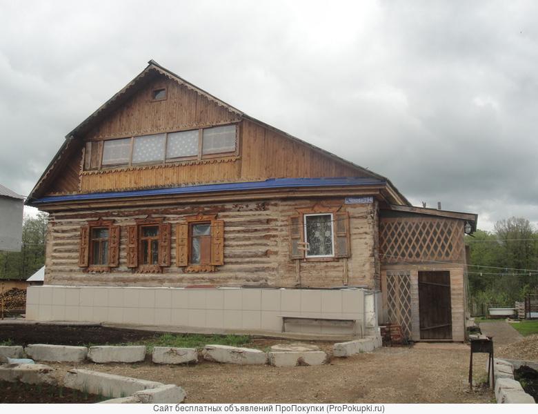 Продается дом в п.Максимовка