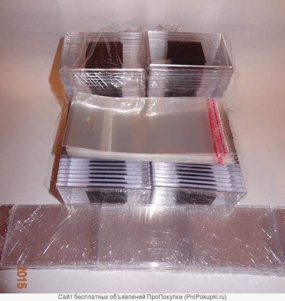 Заготовки акриловых магнитов для самостоятельной сборки- 85*50мм, 65*65мм,105*70мм