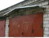 Козырек гаражных ворот