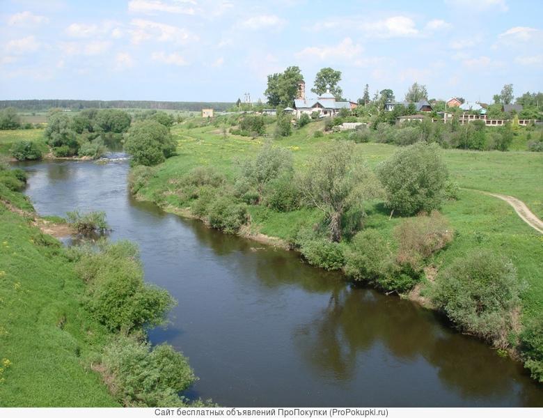 Участок 21 сотка в д. Корякино Рязанской области