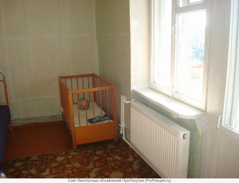 Продаётся 3-х комнатная квартира с видом на море