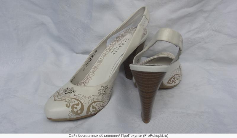 Туфли открытые для элегантной женщины