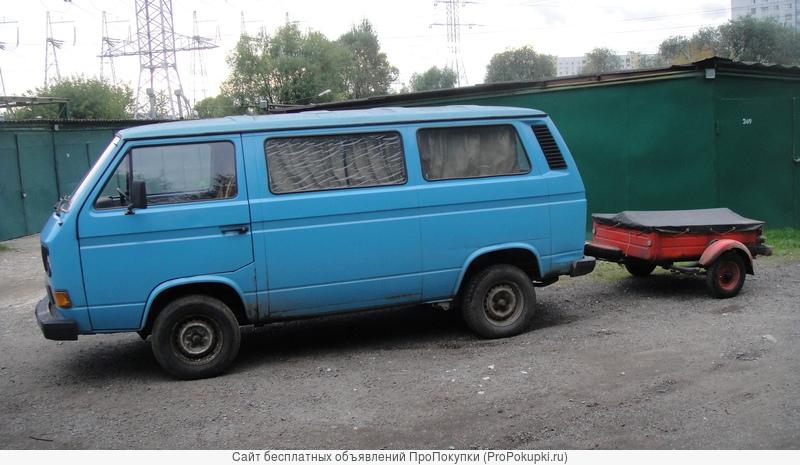 фольцваген транспортер 50 л.с