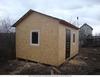 Строительство каркасного дома 3.8х4.8м