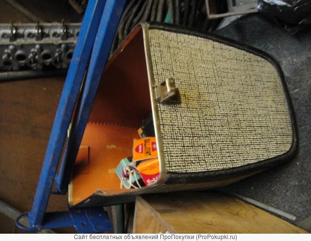 чемодан для швейной машинки