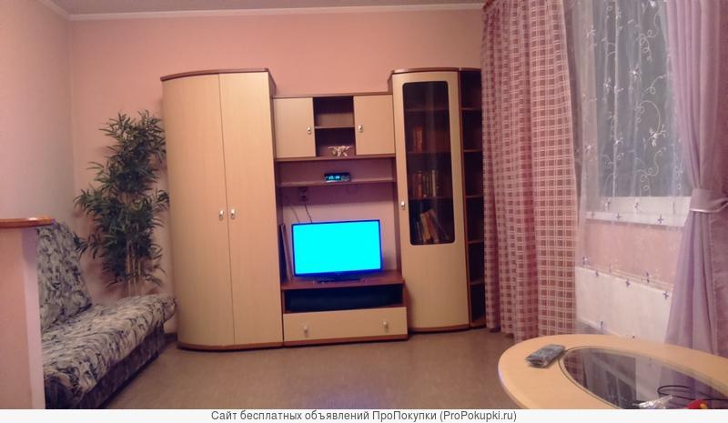Сдаю однокомнатную квартиру посуточно
