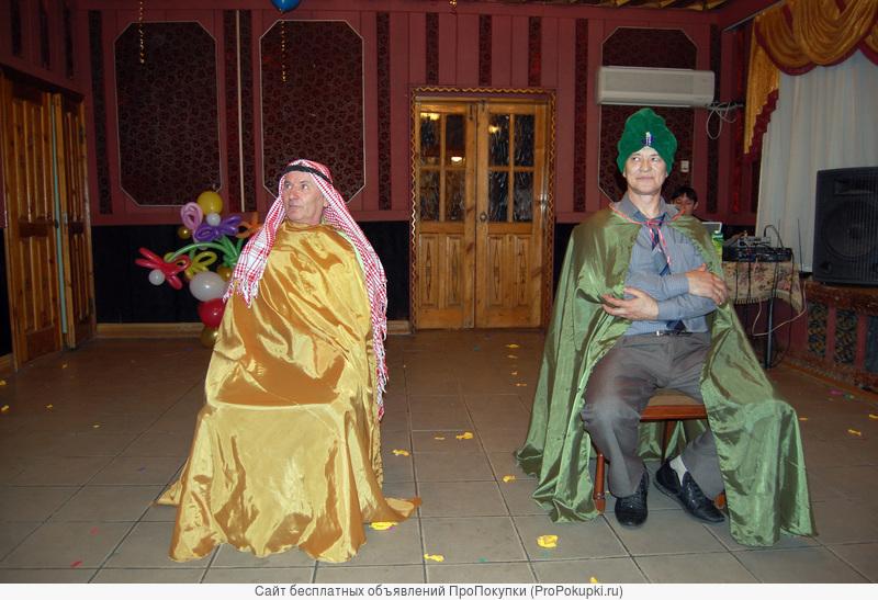Великолепные ведущие на Вашу Свадьбу, юбилей. На русском,башк