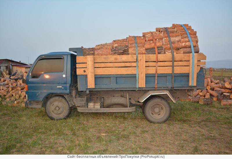 Пиломатериал - дрова