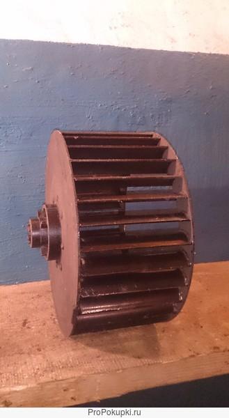Рабочее колесо дымососа Д-3,5