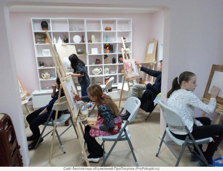 Рисование для детей и взрослых