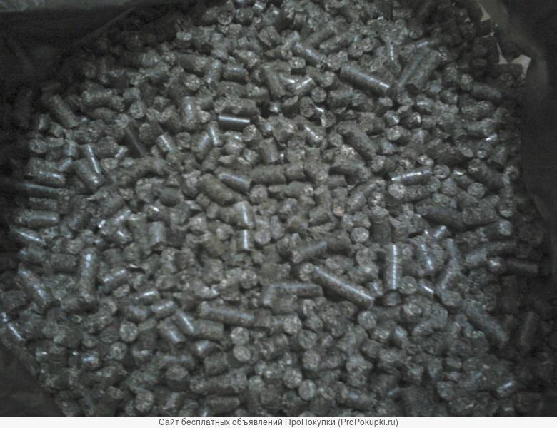 Лузга подсолнечника гранулированная, фасовка