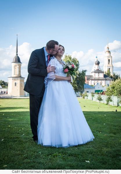 Видеоператор, фотограф на свадьбу Зарайск