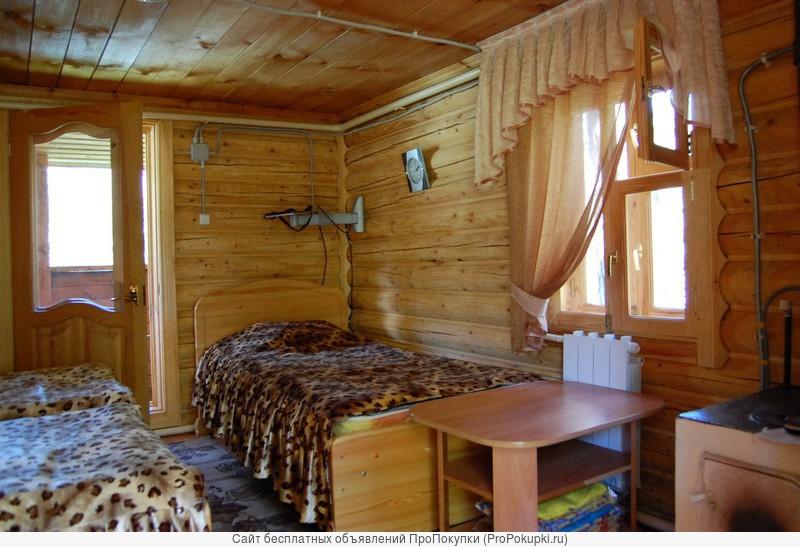 Отдых в Горном Алтае