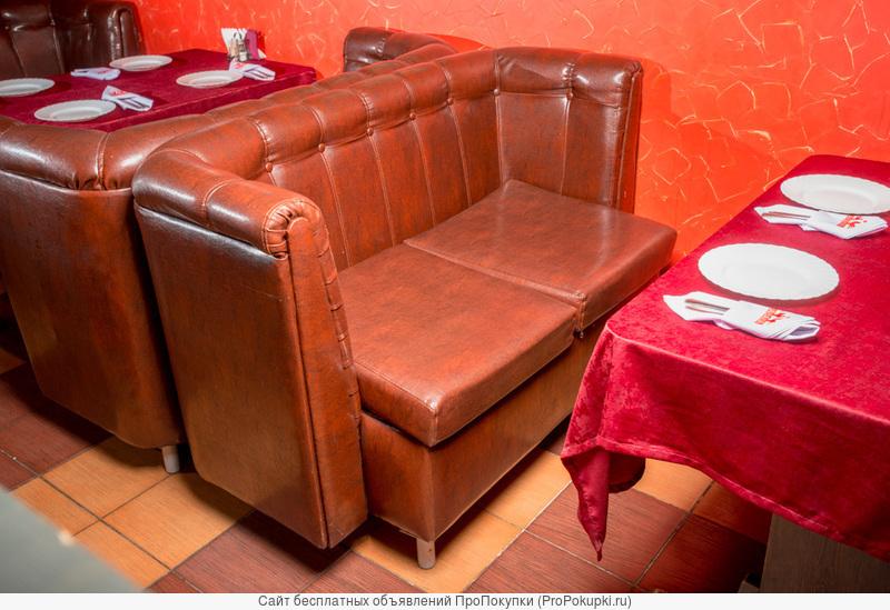 Мягкая мебель для кафе и ресторанов под заказ