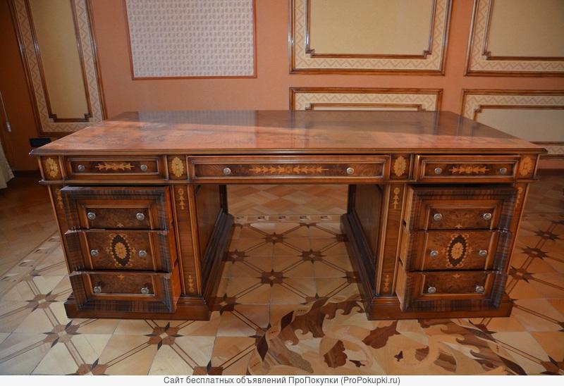 Письменный и компьютерный столы Genoveva Испания модель Президент
