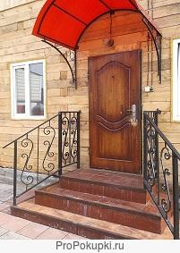 Заборы , решетки , автонавесы , лестницы , двери