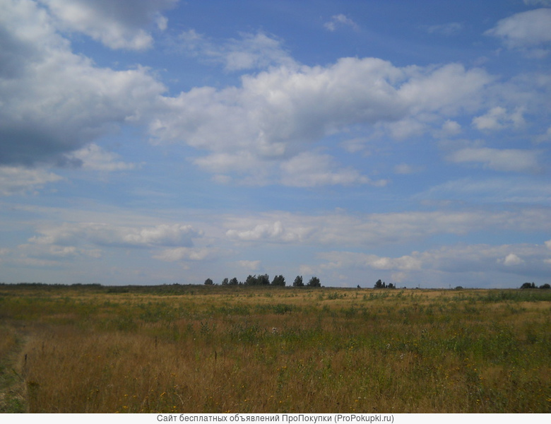 Продам земельный участок с песочно-гравийным карьером
