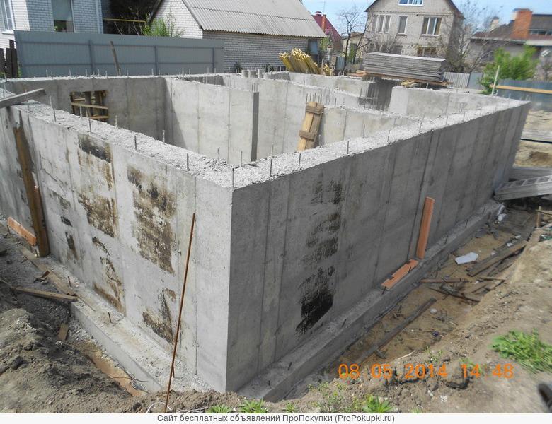 Демонтаж стен. крышь, и тд, Винтовые сваи