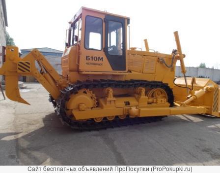 Бульдозер Б10М новый и Болотоход Б10МБ новый
