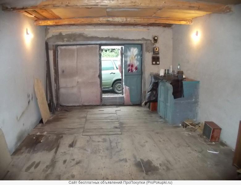 Сдам гараж в аренду на длительный срок за платформой Чаадаева