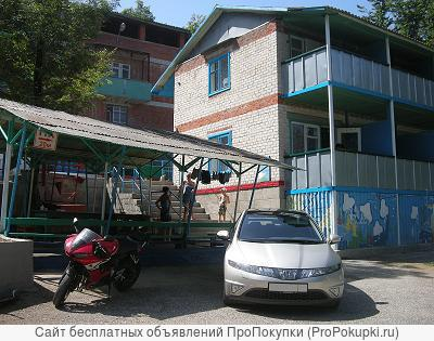 Срочно продается база отдыха-Туапсинский р-н, бухта Инал, 4 участок