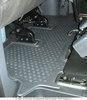 Салонные коврики для VW Transporter Caravelle Multivan T5