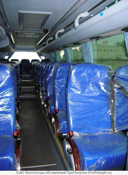 Новый автобус King Long XMQ 6800 междугородний