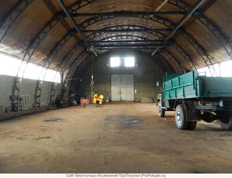 Производственнj складская база1300м2 в г. Богородск