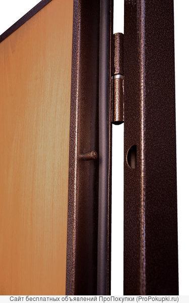 Теплая, взломостойкая дверь Гранит М1