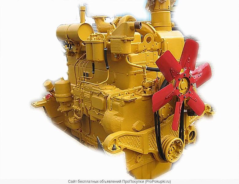 Двигатель Д-160/Д-180 на трактор (бульдозер) Т-130,Т-170,Б-10