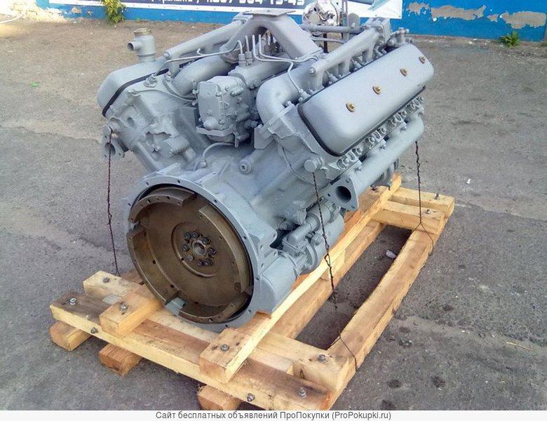 ЯМЗ-238М2 240л.с