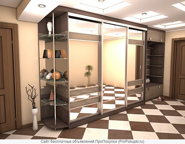 Шкафы по Вашему проекту