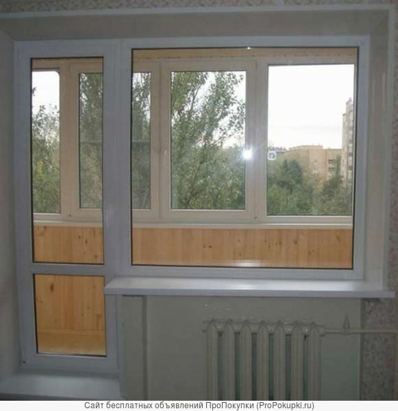 Окна,балконы