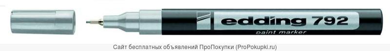 Лак-маркеры edding e-790, e-791, e-792