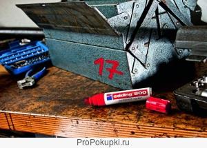 Перманентные маркеры