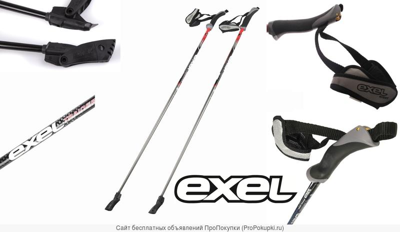 Скандинавские палки Exel