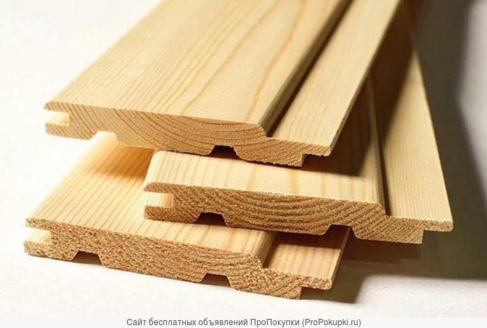Вагонка деревянная от производителя