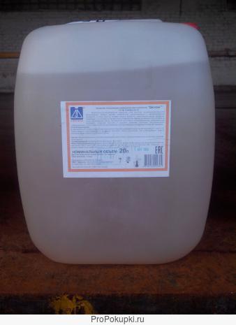 Дескам канистра 20л. средство очищающее универсальное кислотное