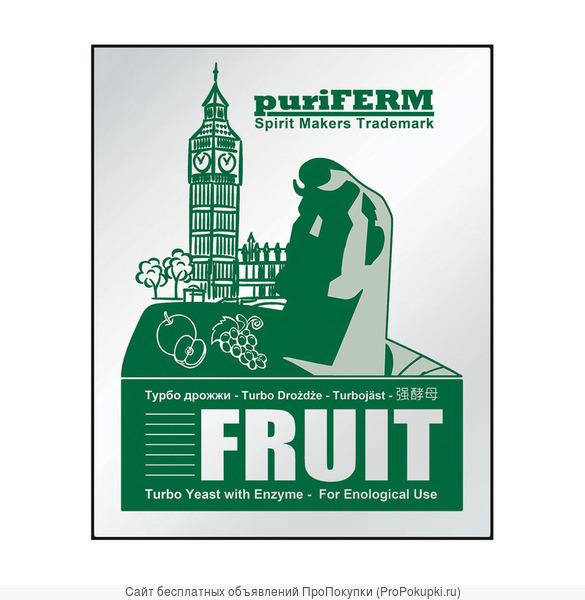 Турбо дрожжи Puriferm Fruit Turbo 50 г