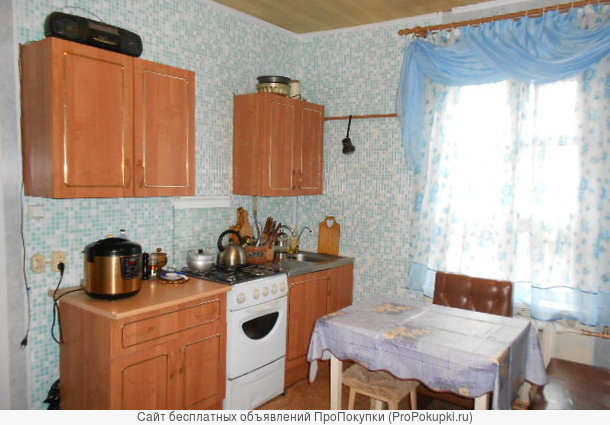 Дом на участке 13 сот., в черте города Пушкино 17 км от МКАД