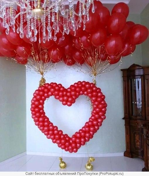 Оформители шарами заедут на ваш праздник