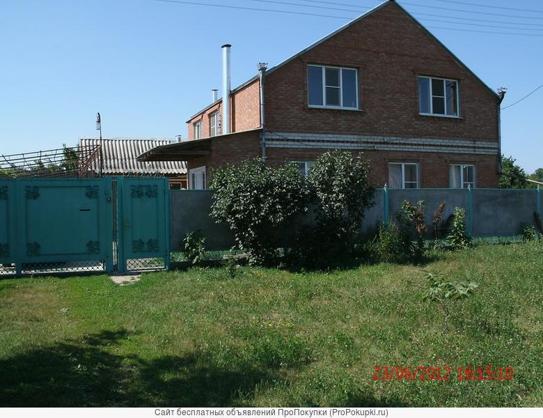 Продается домовладение в ст. Старокорсунской г. Краснодара
