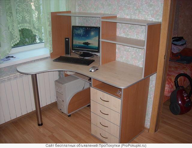 Столы компьютерные на заказ