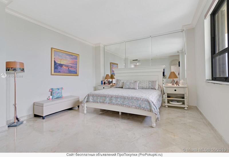 На продажу пентхаус с 2 спальнями, Майами