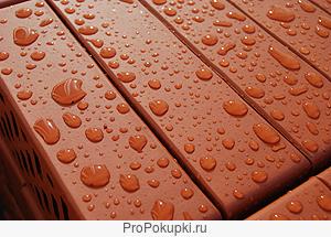 Гидроизоляция кирпича, камня, бетона, дерева