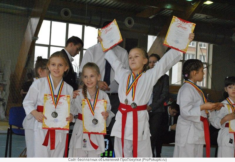 Секция каратэ в Ростове на Западном