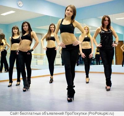Go-go Dance - обучение клубным танцам на каблуках! Новый набор !