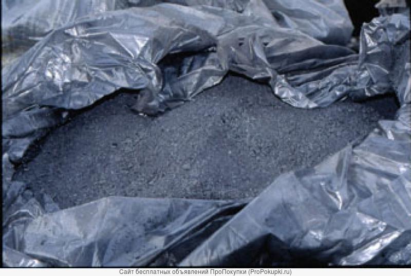 Низкоуглеродистый, измельченный графит (УСМ)